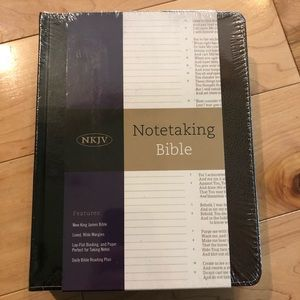 Other - New NKJV journaling Bible